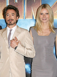 Robert Downey Jr. Worried He'd 'Creep Out' Gwyneth Paltrow in Iron Man 2