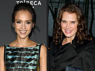 Jessica Alba, Brooke Shields to Judge Tribeca Film Festival | Brooke Shields, Jessica Alba
