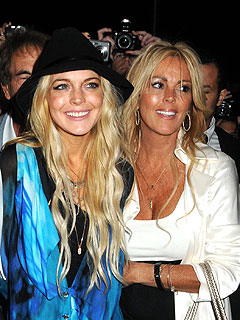 Dina Lohan: Lindsay Is Not a Bad Influence on Her Sister | Dina Lohan, Lindsay Lohan