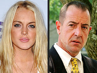 Michael Lohan Brings Cops to Lindsay's House | Lindsay Lohan, Michael Lohan