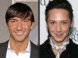 INSIDE STORY: Evan Lysacek and Johnny Weir 'At War' | Evan Lysacek, Johnny Weir