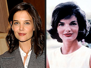 Katie Holmes to Play Jacqueline Kennedy in Mini-Series
