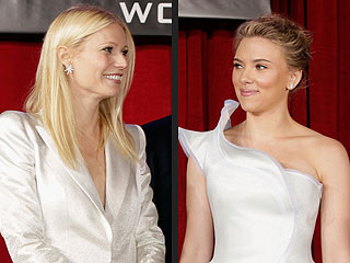 Is Gwyneth Paltrow Feuding with Scarlett Johansson?