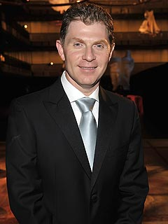 Bobby Flay Wants to Go to College  to Study Anything!