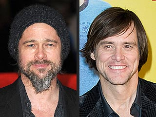 Brad Pitt and Jim Carrey (and More) Score Webby Awards | Brad Pitt, Jim Carrey