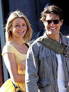 Tom Cruise, Cameron Diaz to Present at MTV Movie Awards