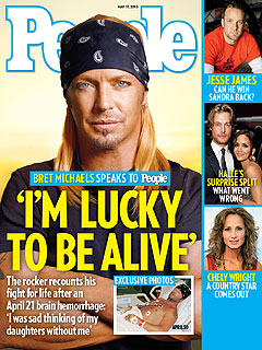 Bret Michaels Sues CBS and Tony Awards over Head Injury | Bret Michaels
