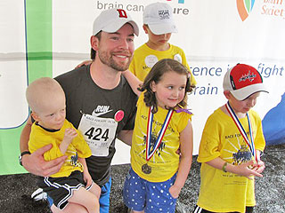 A Year After Brother's Death, David Cook Raises $140K for Cancer Research