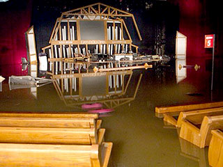 Nashville Floods Claim Grand Ole Opry House