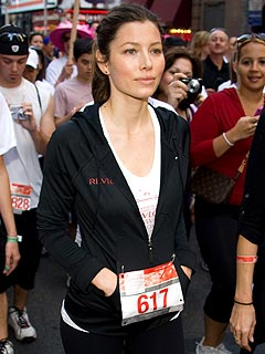 Jessica Biel Sets Sights on Mt. Everest Climb
