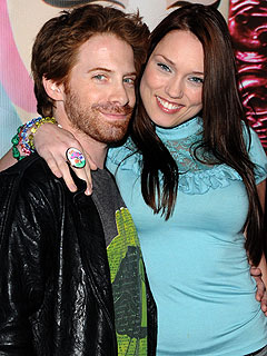 Newlyweds Seth Green and Clare Grant Can't Believe Their Luck
