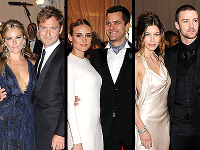 POLL: Who Was the Hottest Couple at the Met Gala?