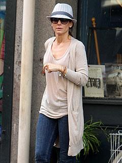 Sandra Bullock Hits the French Quarter