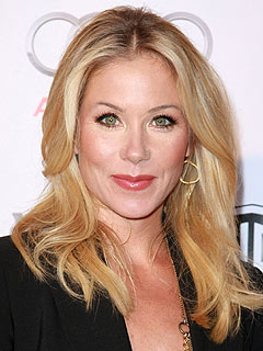 Christina Applegate Has No Use for Stress or Self-Pity