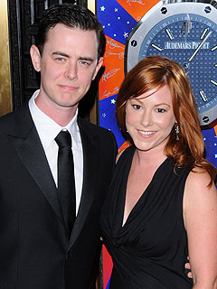 It's a Girl for Colin Hanks