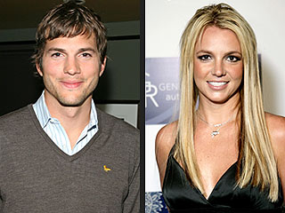Britney Spears Steals Ashton Kutcher's Twitter Crown