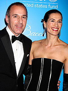 Matt Lauer and Wife Angrily Deny Breakup Report