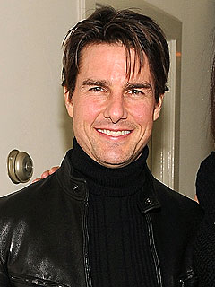 Tom Cruise Gets Style Advice from Suri