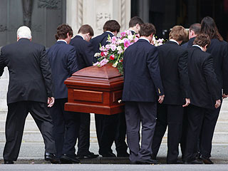 University of Virginia Lacrosse Player Yeardley Love Laid to Rest