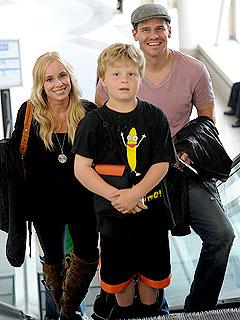 David Boreanaz Family