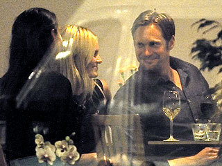 Alexander Skarsgard Takes Kate Bosworth Home to Sweden
