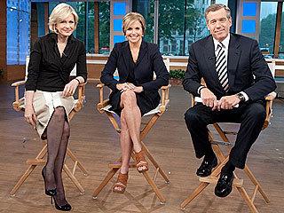 &#39;Stand Up To Cancer&#39; Fundraising Telecast Returns | Diane Sawyer, Katie Couric