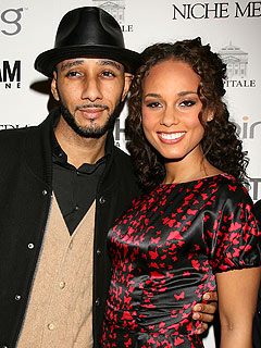 Alicia Keys and Swizz Beatz Expecting a Baby!