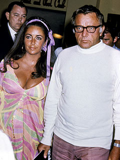 Elizabeth Taylor Shares Richard Burton&#39;s Love Letters | Elizabeth Taylor