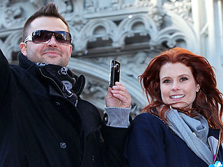 Privileged's Joanna Garcia and Yankee Nick Swisher Are Engaged