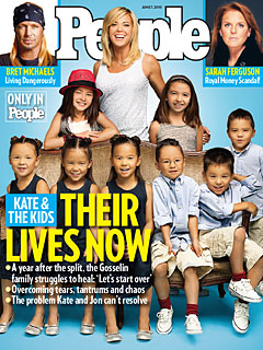One Year After the Split: How the Gosselin Kids Are Coping