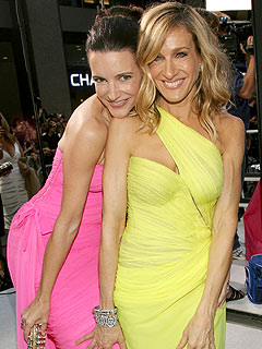 Sarah Jessica Parker & Rest of Sexy Ladies Premiere the Sequel
