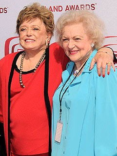 Betty White: Rue McClanahan's Death 'Hurts More Than I Ever Thought'