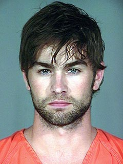 Chace Crawford Arrested