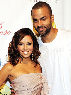Tony Parker Tells Eva He'll Handle His Own Personal Grooming