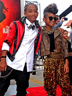 Jaden Smith: Parents Will & Jada Favor Lil Sis | Jaden Smith