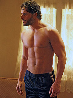True Blood's Joe Manganiello Would Bet Money on More TV Nudity in His Future