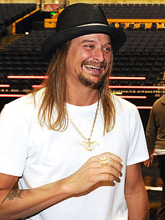 Kid Rock Will Be 'Pretty Well Behaved' Hosting CMT Music Awards | Kid Rock