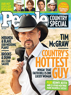 Tim McGraw Is Country's Hottest Guy | Tim McGraw