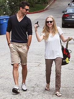 Amanda Seyfried Spends All Day with Her Ex | Amanda Seyfried, Dominic Cooper
