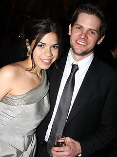 America Ferrera Is Engaged!