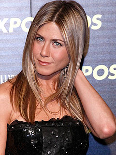 Nearly Nude Jennifer Aniston to Reveal 'Aggressive Sexuality'