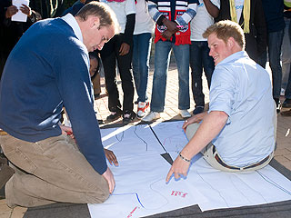 Prince Harry Has Surfer Dreams