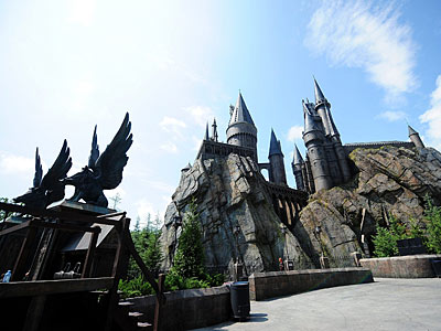 Beyond Butterbeer: Harry Potter Stars Share Their Wizarding World Theme Park Favorites| Harry Potter, Daniel Radcliffe, Rupert Grint