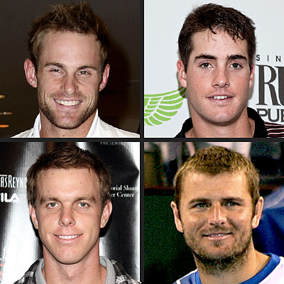 Meet America&#39;s Hottest Tennis Hunks