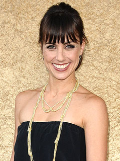 Constance Zimmer of Entourage Gets Married