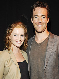 James Van Der Beek Tweets Baby Joy