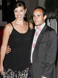 Landon Donovan Says Bianca Kajlich Will Always Be in His Life