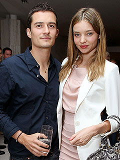 Orlando Bloom and Miranda Kerr Secretly Marry!