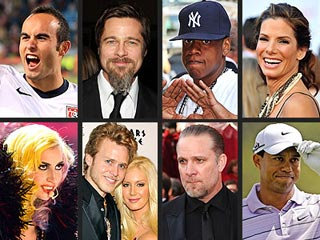 POLL: Which Celebs Make You Proud to Be American? | Brad Pitt, Heidi Montag, Jay-Z, Jesse James, Lady Gaga, Sandra Bullock, Spencer Pratt, Tiger Woods