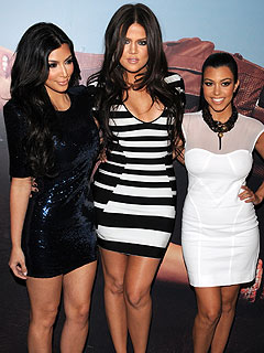 Kardashian Sisters Coy About Khlo&#233; Pregnancy Rumors